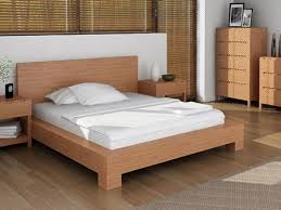Bamboo Headboards For Beds by Bedroom Elegant Home Bedroom Apartment Design With Varnished
