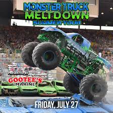Monster Truck Meltdown