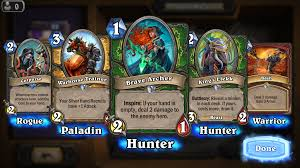 Hearthstone Hunter Beast Deck 2015 by Hearthstone Ot4 The Warsong Has Ended Please Patron Other Decks