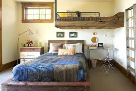 Rustic Industrial Bedroom Furniture Finish