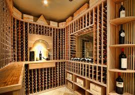 100 Wine Room Lighting RM Designs Sherwood Cellar