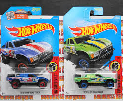 Hot Wheels Lot Of 2 Toyota Off-road Truck Hw Daredevils & Hw Speed ... Toyota Prerunner Offroad For Beamng Drive New 2017 Tacoma Trd Offroad 4d Double Cab In Crystal Lake Hot Wheels Truck Red Wheels Off Road Truck Super Tasure Hunt On Carousell Baja Wiki Fandom Powered By Wikia 138 Scale Toyota Pickup Suv Off Vehicle Diecast Pro Review Motor Trend Top Trucks Of 2009 1992 Cool Cars 2016 Hw Speed Graphics Series Toys Games The Is Bro We All Need 2018 Indepth Model Car And Driver Hobbydb