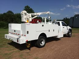 Service Truck - Ledwell