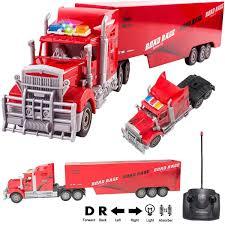 100 Videos Of Big Trucks Remote Control Semi Remote Control Semi Do Your