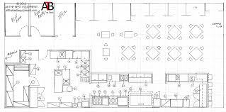 Italian Restaurant Floor Plan Sweet Idea Open Kitchen Plans For Restaurants 3