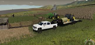 100 Truck Mods FS19 First Chevy And Gooseneck Mod Farming Simulator 19