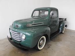 Hemmings Find Of The Day – 1950 Ford F1 Pickup - Blog.hemmings.com 1951 Ford F3 Flatbed Truck No Chop Coupe 1949 1950 Ford T Pickup Car And Trucks Archives Classictrucksnet For Sale Classiccarscom Cc698682 F1 Custom Pick Up Cummins Powered Custom Sale Short Bed Truck Used In Pickup 579px Image 11 Cc1054756 Cc1121499 Berlin Motors
