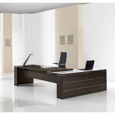 mobilier de bureau design haut de gamme bureau direction design kara avec retour mobilier de bureau