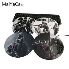 siege design maiyaca tom clancy s rainbow six siege mouse pad custom design