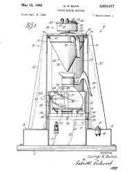 Bunn O Matic Patent Drawing
