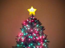 Christmas Tree Toppers Etsy by Amazon Com Super Mario Brothers Star Lamp Handmade