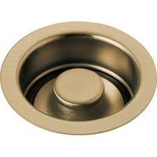 Blanco Sink Strainer Waste by Delta 4 1 2 In Kitchen Sink Disposal And Flange Stopper In