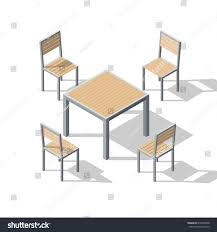 Isometric Set Table Chairs Cafe Furniture Stock Vector (Royalty Free ... Vintage Old Fashioned Cafe Chairs With Table In Cophagen Denmark Green Bistro Plastic Restaurant Chair Fniture For Restaurants Cafes Hotels Go In Shop And Table Isometric Design Cafe Vector Image Retro View Of Pastel Chairstables And Wild 36 Round Extension Ding 2 3 Piece Set Western Fast Food Chairs Negoating Tables Balcony Outdoor Italian Seating With Round Wooden Wicker Coffee Stacking Simply Tables Lancaster Seating Mahogany Finish Wooden Ladder Back