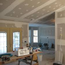 Hanging Drywall On Ceiling by 54 Inch Drywall Sheets Save Time And Money On 9 U0027 Wall Heights