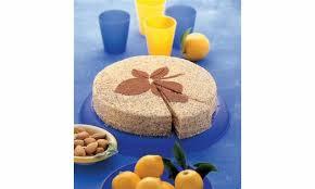 zitronen mandel torte