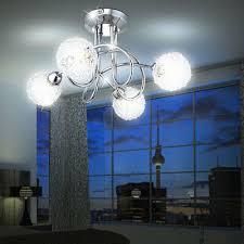 deckenleuchten led licht decken strahler kugel wohnzimmer