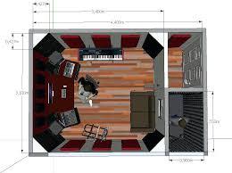 Home Recording Studio Design Google Search Music Plans