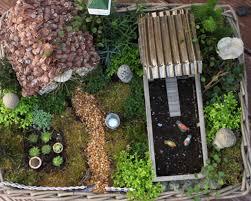 Disney Fairy Garden Decor by How To Make A Miniature Fairy Garden In A Container Hgtv