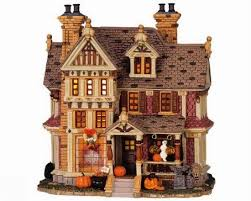 Lemax Halloween Village Displays by 31 Best Halloween Town Images On Pinterest Building Cemetery