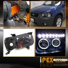 2005 2006 2007 ford escape xls xlt hybrid halo projector led