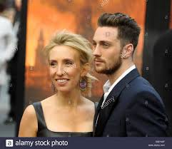 100 Taylor Wood Sam And Aaron Johnson Attends The