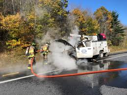 Vehicle Fire On I-95 In Augusta Stops Southbound Traffic ... Heavy Duty Truck Cargo Services I95 Me Turnpike York County Rt 202 Why Cant America Have Nice Rest Stops Eater Commercial For Sale Purchase In Parkmyrig Llc The Craziest You Need To Visit Stops I 95 Fuel And Becon Ctructions Aust A Little Tour Of The Petro Kenly Stop Off Exit 107 Vehicle Safety By State Truck Drivers Biggest Truckers Can Plug Save Fuel Help Vironment Duke