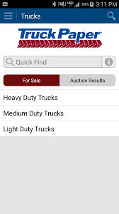 Truck Paper (Android) Reviews At Android Quality Index