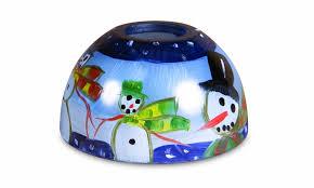 Aurora Candle Warmer Lamp by Winter Wonderland Aurora Lamp Shade By Candle Warmer