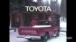 1976 Toyota Long Bed Pickup Truck Commercial - YouTube Toyota Tundra Television Commercial 2003 Youtube Truck Cap By Are Full Installation Vehicles Uk Vintage Truck On The Highway In Nicaragua Central America Made A Reallife Tonka And Its Blowing Our Childlike Stock Photos Images Alamy 2014 Hlighted In Three New Commercials Us Special Operators Want Super Vehicle They Can Dguise As Best Of 20 Photo Trucks Cars Toyota Dyna 2007 For Sale Or Rent Qatar Living