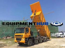 100 Mining Truck Ginaf Mining Truck HD5380T USD23100000 Each Equipment Hub
