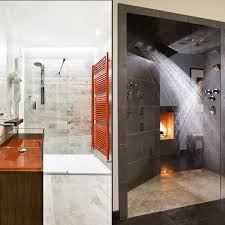 Square Bathroom Layout Design