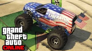 GTA 5 - Liberator Monster Truck Overview & Gameplay! Independence ... Fingerhut Cis 116 Scale Radiocontrolled Monster Truck Red Paradise Smartech Rtr 28cc Engine 24 Ghz Radio Rccar Gta 5 Pc Mods Panto Vehicle Mod Youtube Traxxas Xmaxx Rc Stoned Mike Helton On Twitter Smart Plan Destroying Remo 4wd 24ghz Brushed Electric Remote Batman Adroll Uctronics Bluetooth Robot Car Kit Uno R3 For Arduino Line Turned Truck Offroad Monsters Go Wheels Press Race Rally Vtech