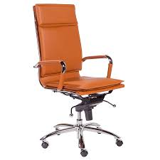 Gunar Pro High Back Office Chair | Cognac Merax Orange High Back Gaming Chair With Lumbar Support And Headrest Cougar Armor S Luxury Breathable Premium Pvc Leather Bodyembracing Design Mid Century Modern Highback Lounge Revive Modern In Highback Swivel Black With Racing Style Ergonomic Office Desk By Morndepo Xl Executive Ribbed Pu Computer Gothic Inspired Velvet Throne Task Global Ding Chairs Upholstered Angelic Vini Furntech Gromalla Mesh Akracing Nitro Robus High Back From Stylex Architonic Video Bucket Seat Footrest Padding