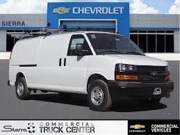 100 Sierra Truck And Van Chevrolet Upfitted Cargo S Monrovia CA