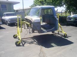 Cab Dolly For Removing The Cab - Ford Truck Enthusiasts Forums