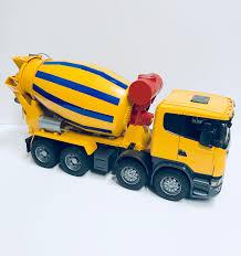 100 Bruder Cement Truck G Willikers