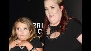Lauryn Pumpkin Shannon Weight by Mama June Weight Loss Mama June Size 4 Mama June Sneezing