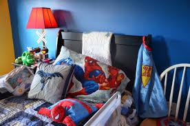 Spiderman Twin Bedding by Spiderman Bedroom Set Amazoncom The Amazing Spiderman Full Sheet