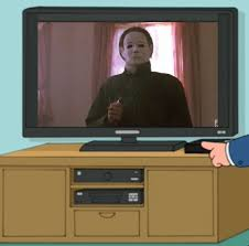 Halloween 5 Cast Michael Myers by Where The Hell U2026 Michael Myers Family Guy Addicts