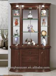 The Wooden Antique Bar Cabinet Living Room Cabinets Glass Wine In And Designs