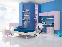 Modern furnishing in the child bedroom Dormitorio