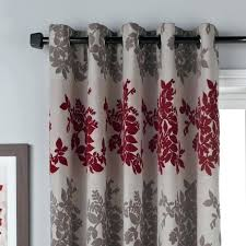 Peri Homeworks Collection Curtains Pinch Pleat by Ruby Red Curtains Cool Ruby And Beige Stripes Shower Curtain Ruby