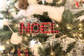 White Flocked Christmas Tree Walmart by Diy Flocked Christmas Tree