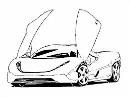 Collection Of Race Car Coloring Pages Prints And Colors