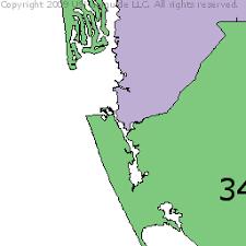 naples florida zip code boundary map fl