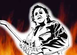 Michael Myers Pumpkin Stencil by Michael Myers Halloween