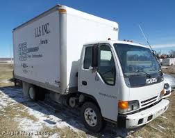 100 Npr Truck 1999 Isuzu NPR Box Truck Item CB9878 SOLD April 12 Vehi