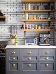The Kitchen Is Focal Point For Certain Reasons It Has Grey Mid Century