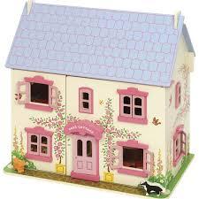 6 Room Dollhouse Furniture Set Elves Angels