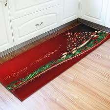 180 x 60 cm dmqpp weihnachts teppich weihnachtsdekoration